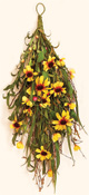 "20"" Black Eye Susan Teardrop"