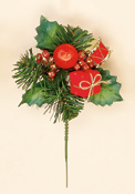 Decorative Christmas Picks - Many Colors