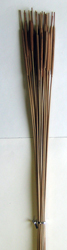 "26"" Pencil Cattail x 25, Natural"