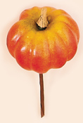 "6"" Weatherproof Pumpkin Pick"