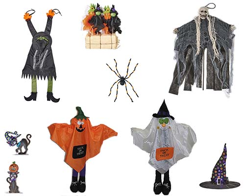 Wholesale Halloween Decorations
