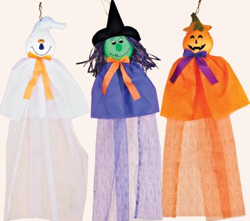 """40"""" Hanging Halloween Figures"""
