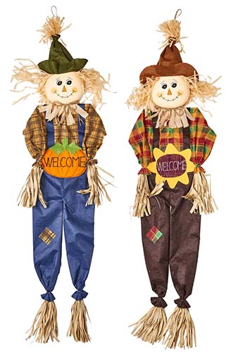 """60"""" Hanging Scarecrow"""
