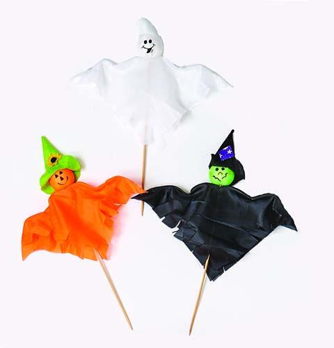 "12"" Halloween Pick"