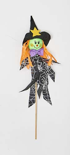 """16"""" Witch on Pick"""