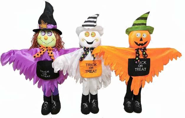 """36"""" Standing Halloween Greeter Figures"""