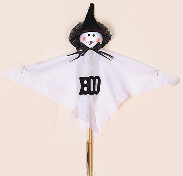 """26"""" Boo Ghost on Stick"""