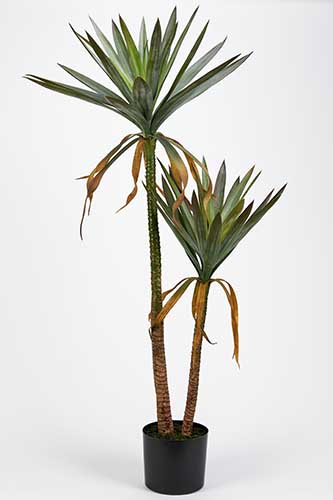 """48"""" ARTIFICIAL YUCCA TREE IN POT"""