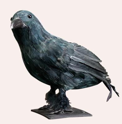 """12"""" Crow"""
