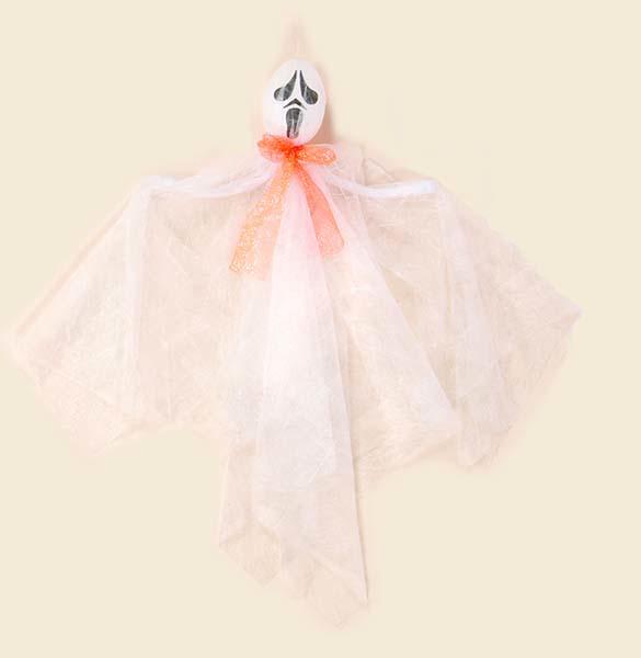 "24"" Hanging Creepy Cloth Ghost"