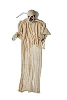 "67"" HANGING MUMMY W/RED LIGHT EYES & VOICE"