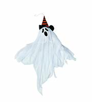 "28"" LIGHT UP HANGING GHOST"