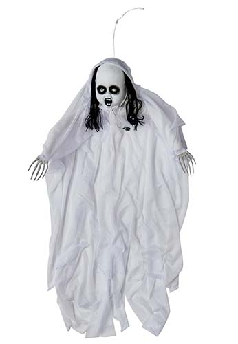 """35"""" FLOATING GHOUL GIRL  - CLOSEOUT"""
