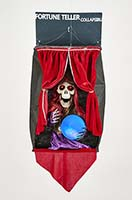 "27"" Hanging Animated Fortune Teller"