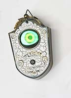 "15"" Halloween Doorbell With Eye That Opens And Talks"