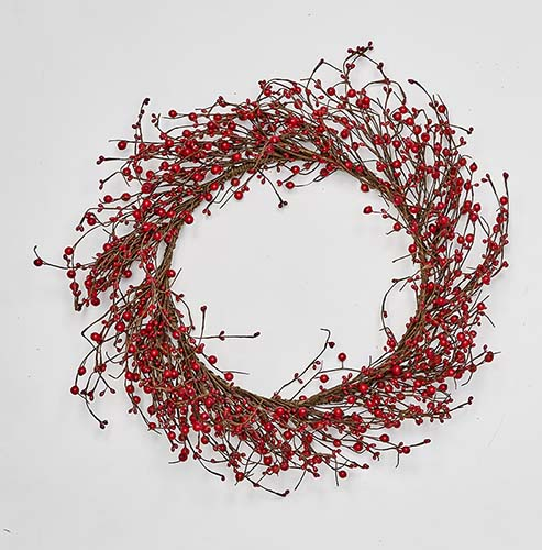 "16"" Mixed Berry Wreath"