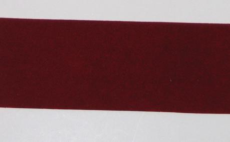 Velvet #40 Dark Red