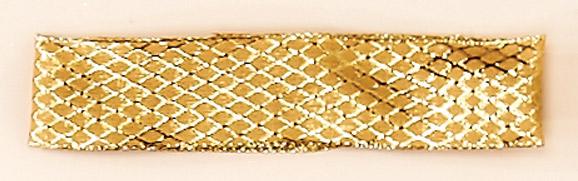 Beige Gold Argyle Wire, # 9